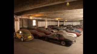 Garajlarda unutulan milyon dolarlık lüks otomobiller - forgotten cars
