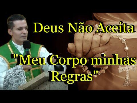 Padre Overland Costa: Deus Não Aceita
