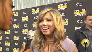iCarly's Jennette McCurdy at Hall of Game Awards