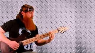 Motley Crue - Merry Go Round Guitar Cover
