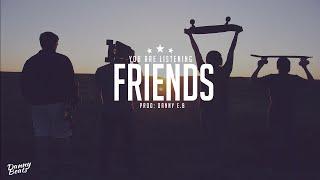 """Friends"" - Drums X Piano Inspiring ( Cyrus ) Instrumental"