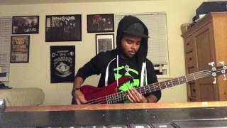 Chansis's Bass Covers - Let's Get Abducted | Attila