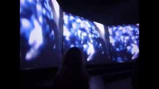 Karmacoma - Massive Attack v Adam Curtis @ Park Avenue Armory, NYC 9/28/13