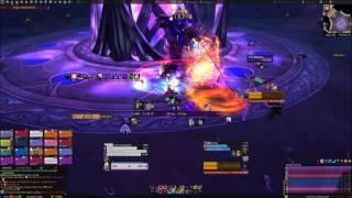 Chronomatic Anomaly Mythic vs. Last Stand [Shadow Priest POV]