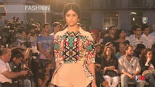 SANGUE NOVO 20|25 Spring Summer 2014 Lisbon - Fashion Channel