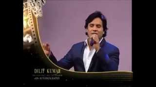 Javed Ali Performing on Dilip Kumar Sahab's Autobiography Launch width=