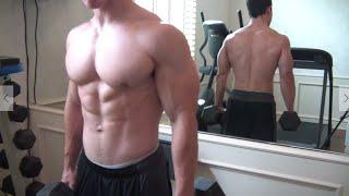 Dude Explains His Workout Secret