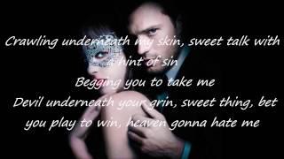 Halsey - Not Afraid Anymore (Lyrics On Screen)