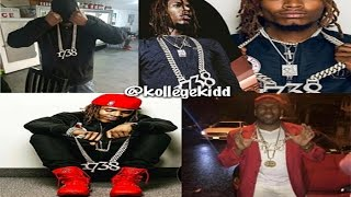 Fetty Wap's Opp Arrested After Posing With '1738' Chain