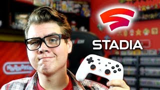 A Game Collector's Take on Google Stadia | Nintendrew