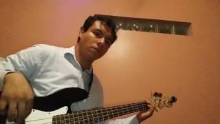 Si de Enrique Bunbury Bass Cover