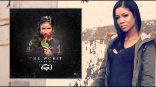Jhené Aiko - The Worst Remix (Feat. Cap 1) (Prod. By FistiCuffs)