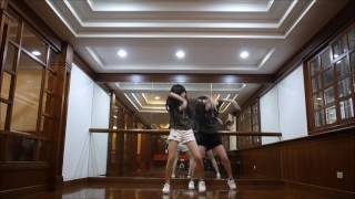 BLACKPINK   '불장난 PLAYING WITH FIRE'  by Sandy&Mandy dance cover