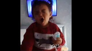 "Manuela de tan solo 1 añito cantando por Marina ""MI DESEO"" | VEOFLAMENCO"