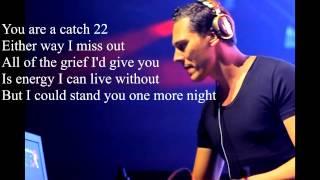 Tiësto - Wasted (ft. Matthew Koma) Lyric Video
