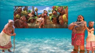 SEU LUGAR (Where You Are - Brazilian Portuguese) - Moana