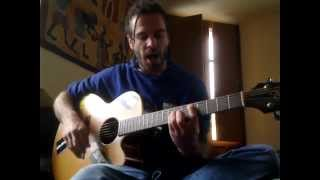 System Of A Down - Dreaming acoustic cover Loïc