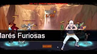 Keven Luan vs MADARAH - Ultimate Naruto