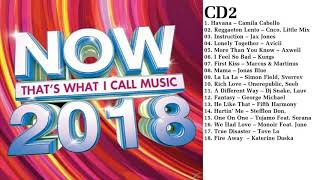 Now Thats What I Call Music 2018  - CD2