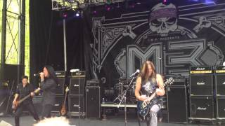Tyketto - Dig Deep - Live @ M3 Rock Festival