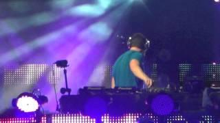 Tiesto - Deniz Koyu - Tung @ Club Life Live Home Depot Carson CA 10-8-11 College Invasion Tour