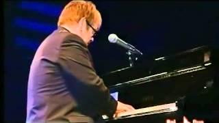 Elton John -Blue Eyes - Live in Calabria 2004 - Legendado
