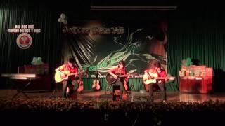 Hòa tấu Guitar Bụi Phấn - Russia Thiên - Nhật Lĩnh - Trung Hiếu