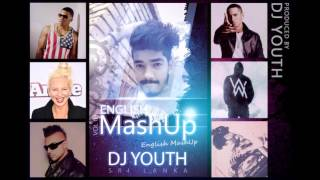 Faded/Cheap thrills/Just a dream - Alan walker, Sia, Nelly Ft DJ YOUTH - English MashUp Remix