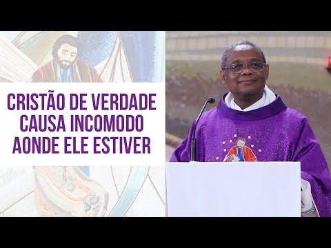 Padre José Augusto: Cristão de verdade causa incomodo aonde ele estiver