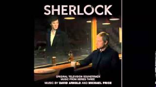 BBC Sherlock Holmes - 08. Lazarus (Soundtrack Season 3)