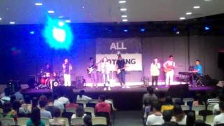 Heart Open Wide ( CitiPointe) cover #VictoryCDO Music Team 08.14.16