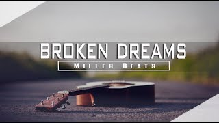 "Sad Guitar Rap Beat | Hip Hop Instrumental ""Heart Broken""  (Prod. Miller Beats)"