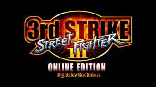 Street Fighter III 3rd Strike Online Edition Music - Let's Get It On - Player Select Remix