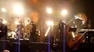 dionysos live zenith paris l'homme sans trucage 3/11/08