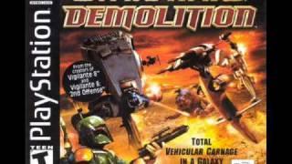 Star Ward Demolition -- Naboo Theme