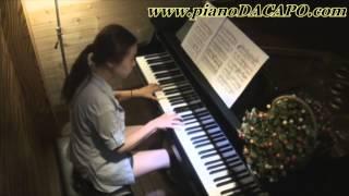 히사이시 조 (Hisaishi Joe) - 스프링 (Spring) (piano 유하미)