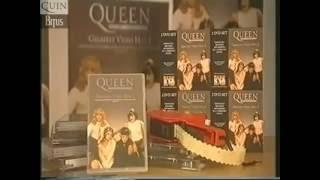 Queen Greatest Video Hits 2 - Propaganda Legendado