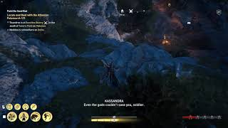 ASSASSIN'S CREED ODYSSEY FAIL - Even the gods couldn't save you, soldier