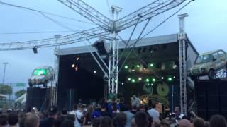 Suicidal Tendencies - You Can't Bring Me Down Live @ Zöldpardon 2012. 07. 11.