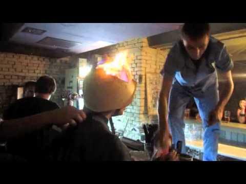 Set on Fire at the Bar, Kiev