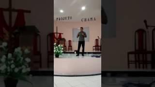 A Cor do Calvário Robson Fonseca por Wellyngton Brito Novo Tempo