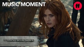 "Shadowhunters | Season 2, Episode 16 Music: ""Anchor"" 