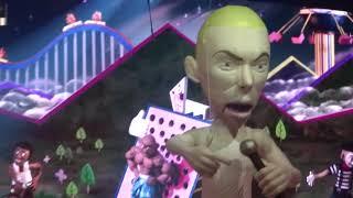 P!nk Revenge Live Beautiful Trauma World Tour Amway Center Orlando