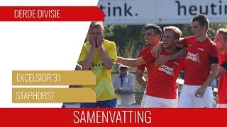 Screenshot van video Samenvatting Excelsior'31 - Staphorst