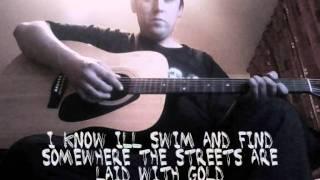 Coldplay - U.F.O (Acoustic) guitar cover