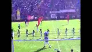 Cruz Azul vs Chivas conejo celeste rokero   YouTube