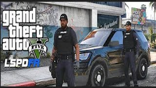How to get grand theft auto five lspd fr on ps4 xbox pc videos