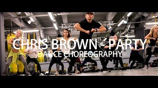 Chris Brown - Party ft. Gucci Mane, Usher (Devon Marshbank Choreography)