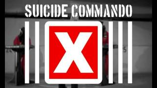 SUICIDE COMMANDO / [X]-Rx  16.03 Moscow official video trailer