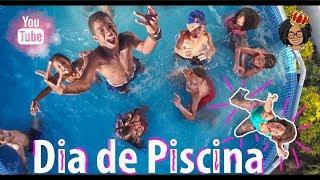 Un Dia De PISCINA Con Mis Amigas  , Primitos , Amigos y Familiares Funny DAY